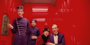 'Grand Budapest Hotel', de Wes Anderson