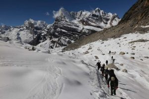 """""""The Himalayas, The Abode Of Snow"""""""